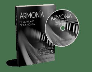 Armonía Libro PDF + Cuadernillo de Ejercitaciones + Audios MP3