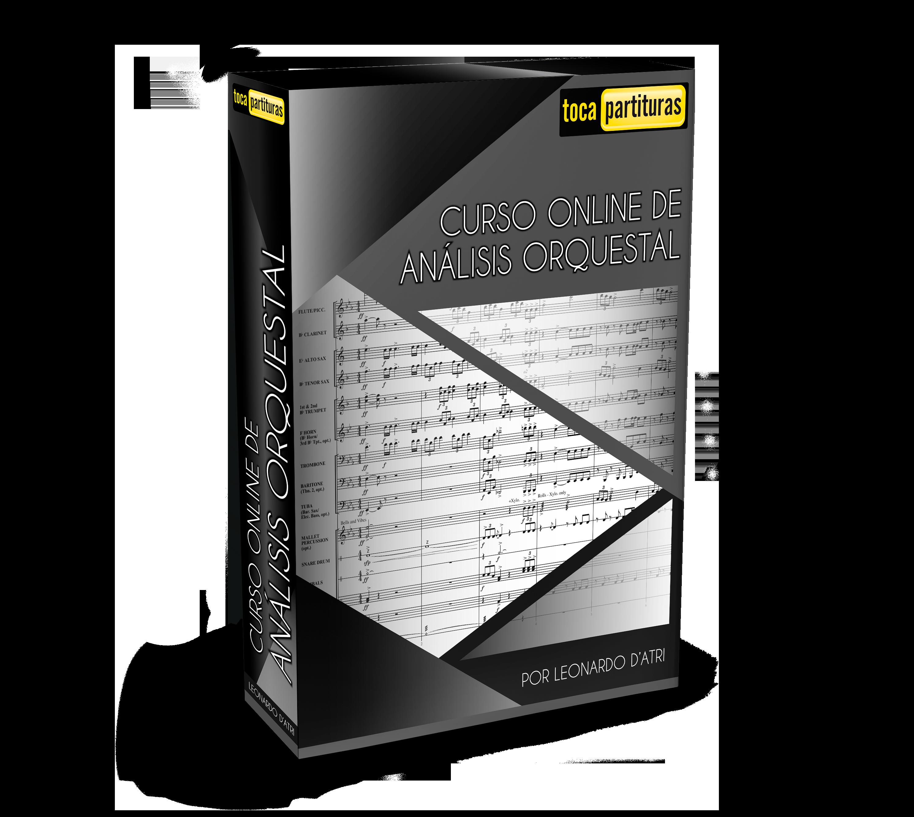 Curso Online de Análisis Orquestal