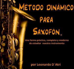 Método Dinámico para Saxofón Libro PDF